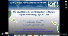 Sgan Webinar 2 Natural Capital Accounting