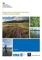 Payments For Ecosystem Services Best Practice Guide Cover