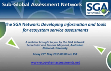 Sgan Webinar 7 Developing Information And Tools For Es Assessments