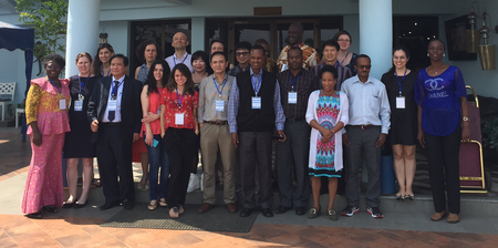 Ipbes Cameroon Workshop